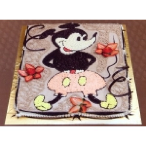 Mickey mouse cake 1