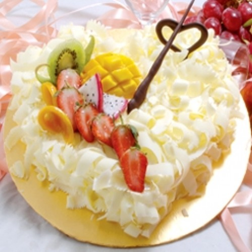 Bánh Valentine Cake