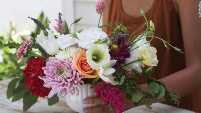 Một món quà tuyệt vời cho ngày của me - Dịch vụ hoa tươi Hà Nội